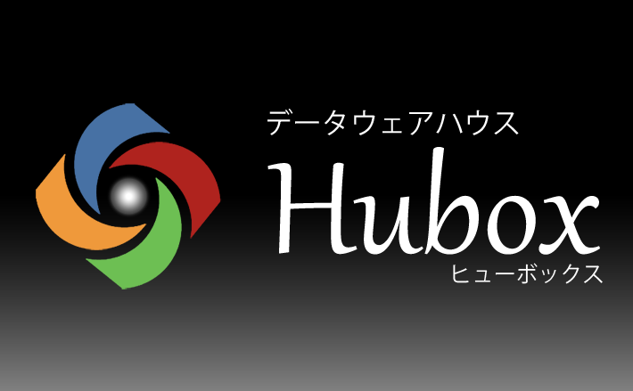 Hubox_ロゴ
